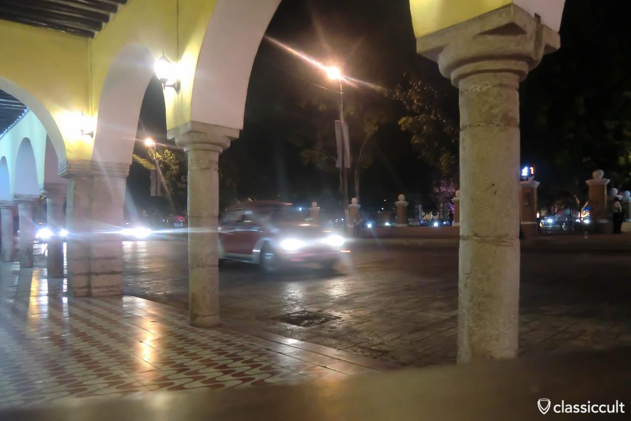 VW Bug Parque Francisco Canton Valladolid Yucatan Mexico