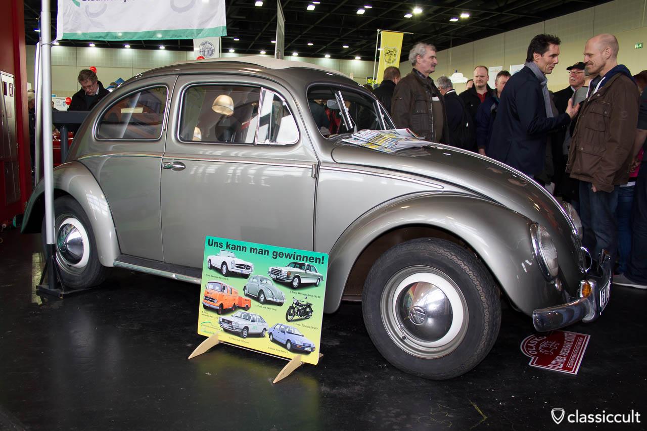 Bremen Classic Motorshow 2013 VW und Porsche Bilder