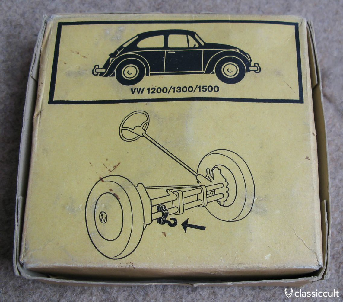 VW Bug tow hook