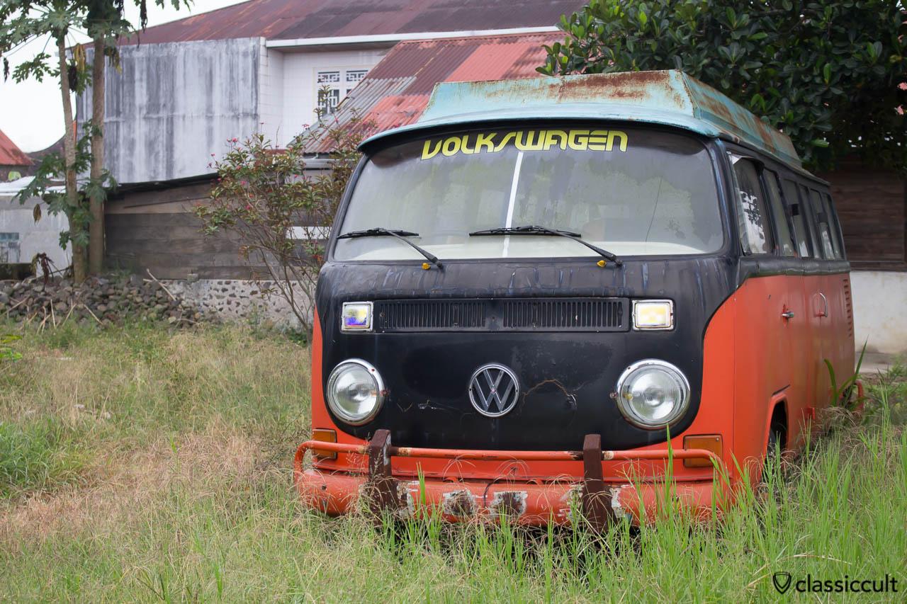 Pictures Of Vw Bus 181 Safari Bug In Bukittinggi Indonesia
