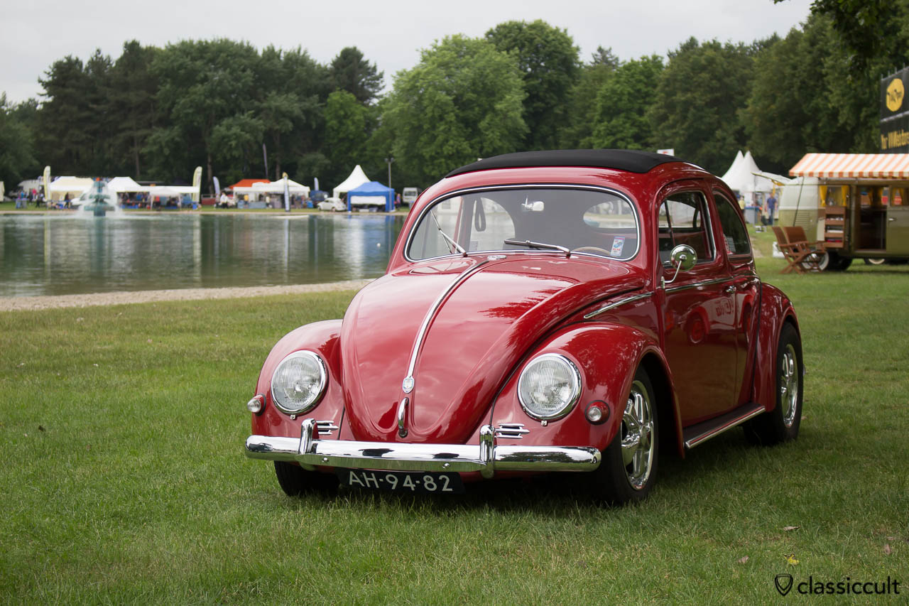 IKW Wanroij 2014 VW Beetle Kever Weekend Meeting