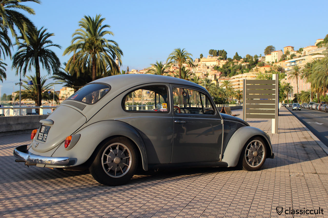 Menton VW Meeting 2014 Cox d'Azur Club