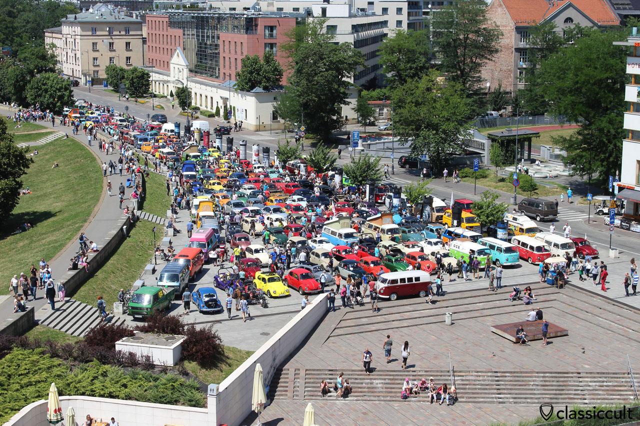 Garbojama 2015 Zlot VW Show Krakow