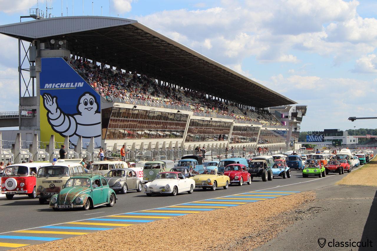 Super VW Festival #2 Le Mans 2015