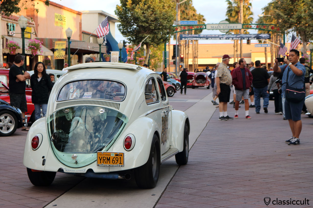 DKP Pre-Classic Cruise Night 2016 CA USA