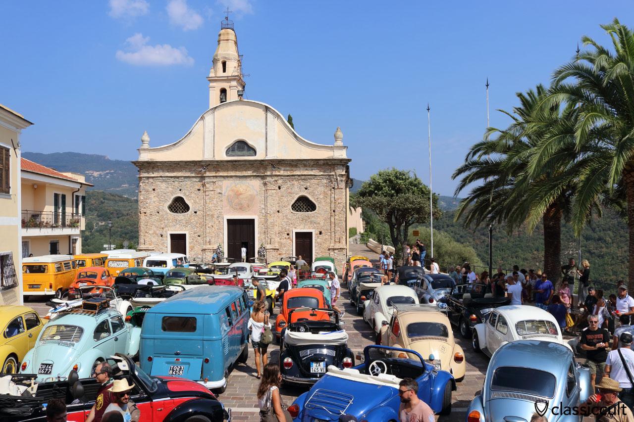 RiVWiera 3 VW meeting Riviera Italy 2016