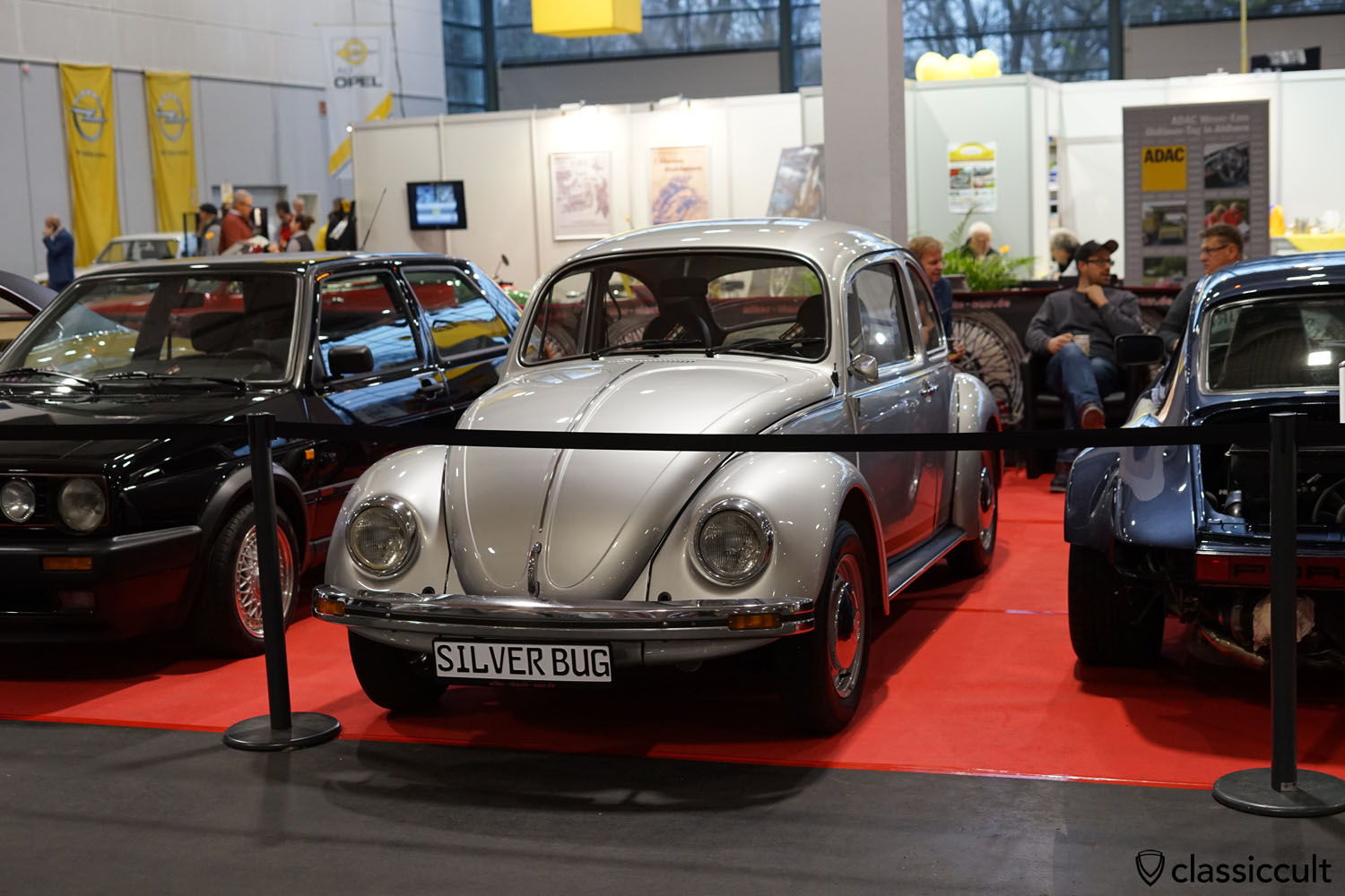 VW Beetle Silver Bug Special Edition