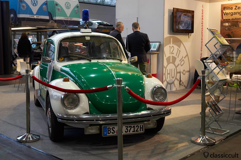 1974 VW Beetle 1303 Polizei Braunschweig Germany