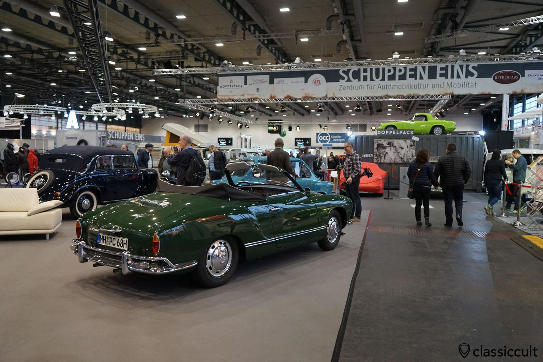 VW 1500 Karmann Ghia Cabriolet 1966