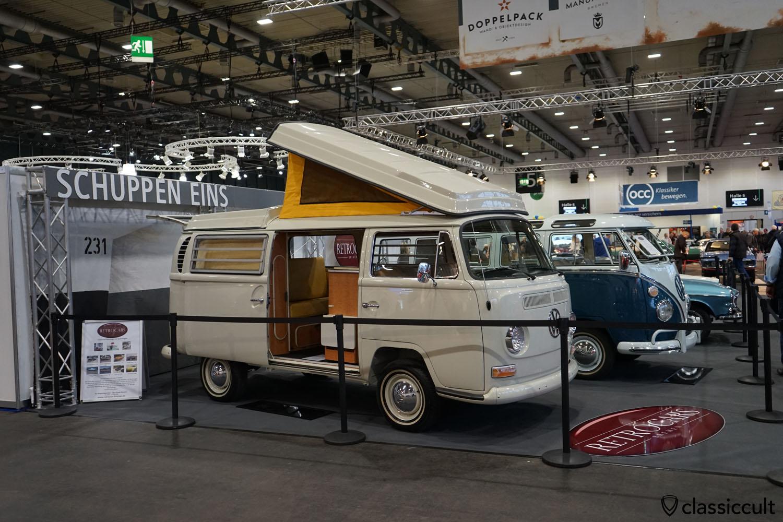 VW T2 a Camper