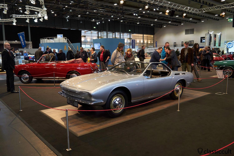 VW Karmann Ghia Roadster-Studie 1965 Prototyp