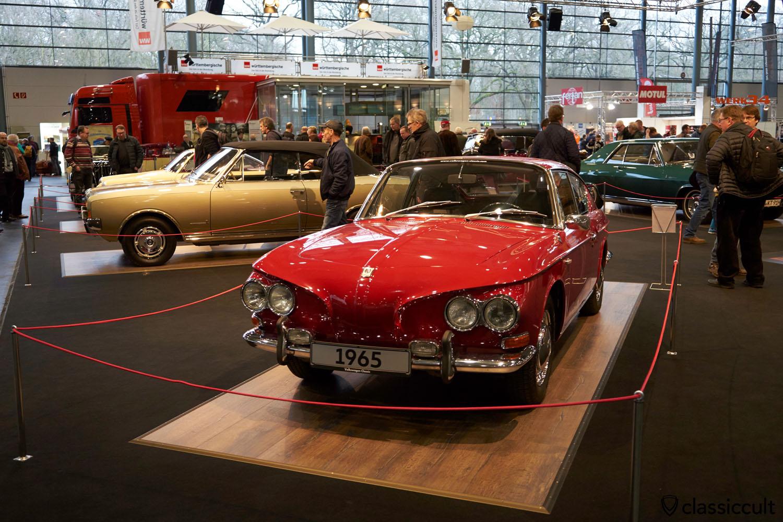 VW Karmann Ghia 1600 TC 1965 Prototyp