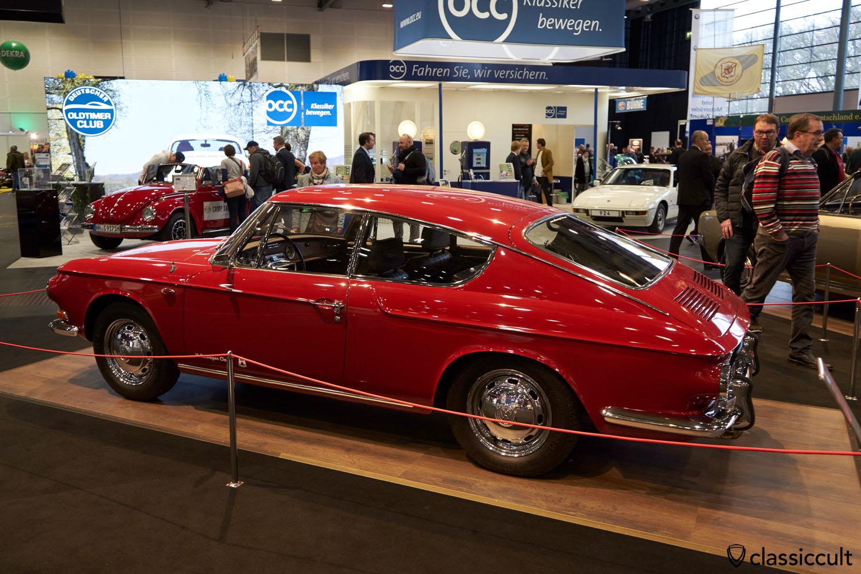 1965 VW Karmann Ghia 1600 TC Prototyp