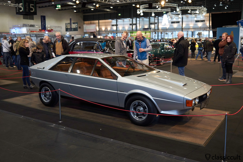 Audi Karmann Pik As 1973 Prototyp