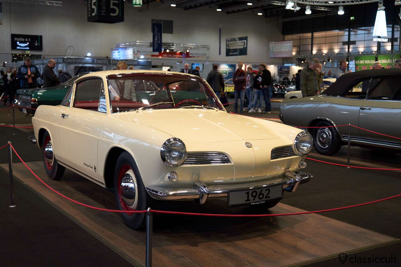 VW Karmann Ghia 1962 Prototyp