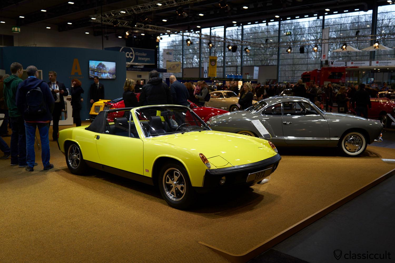 1972 VW Porsche 914
