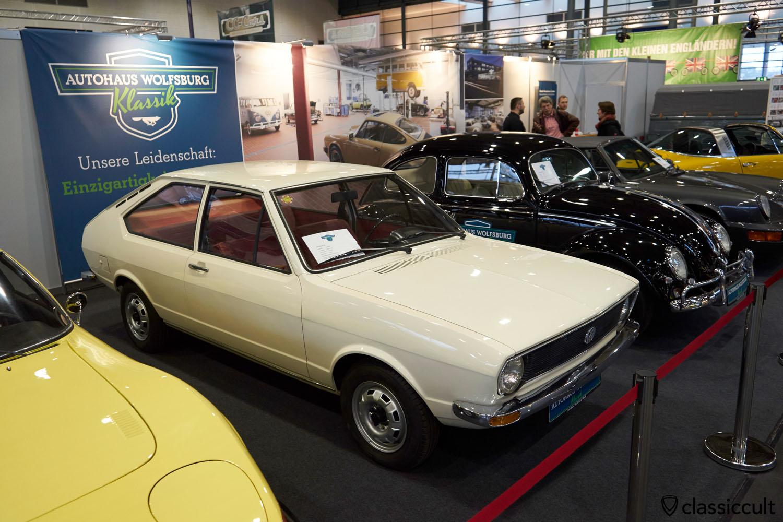 VW Passat B1 1974