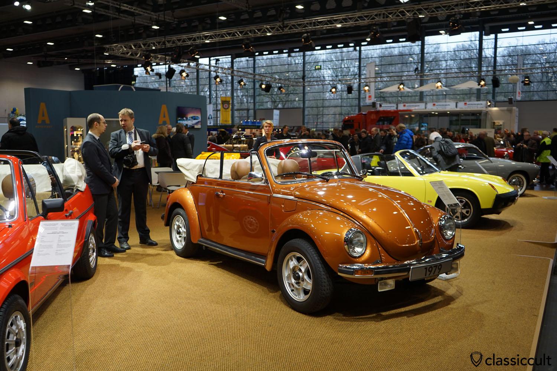 1979 VW Beetle Cabrio