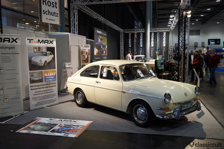 Time Max Rostschutz, VW Type 3 Fastback