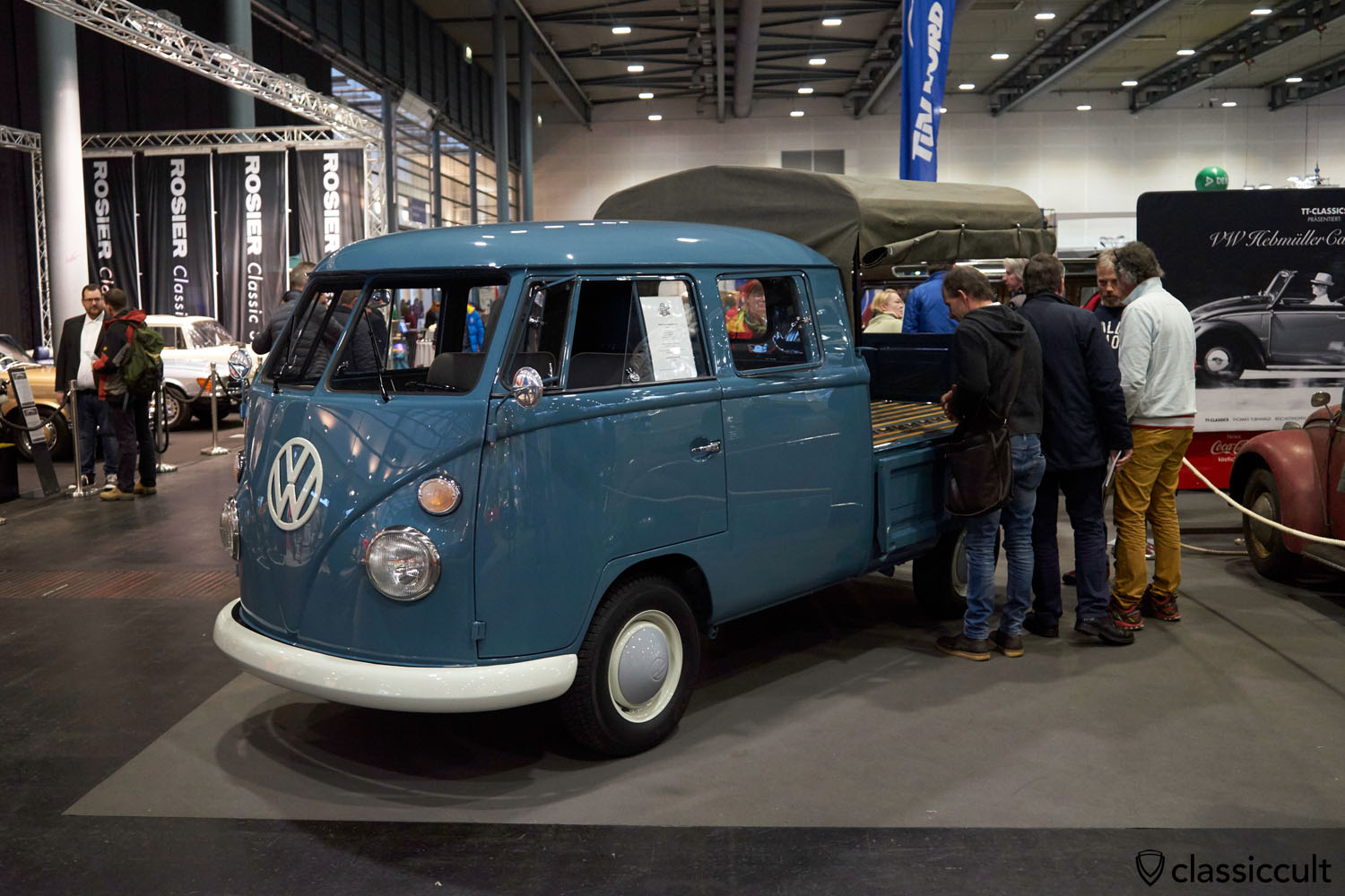 T1 Double Cab