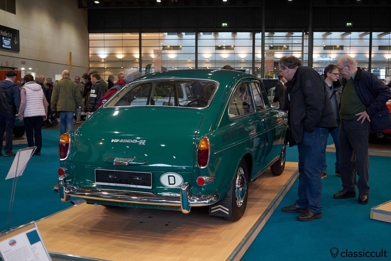 VW Type 3 1600 TL 1968, 17500 EUR