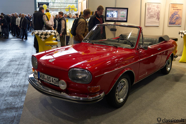 VW 411L Cabrio Prototyp