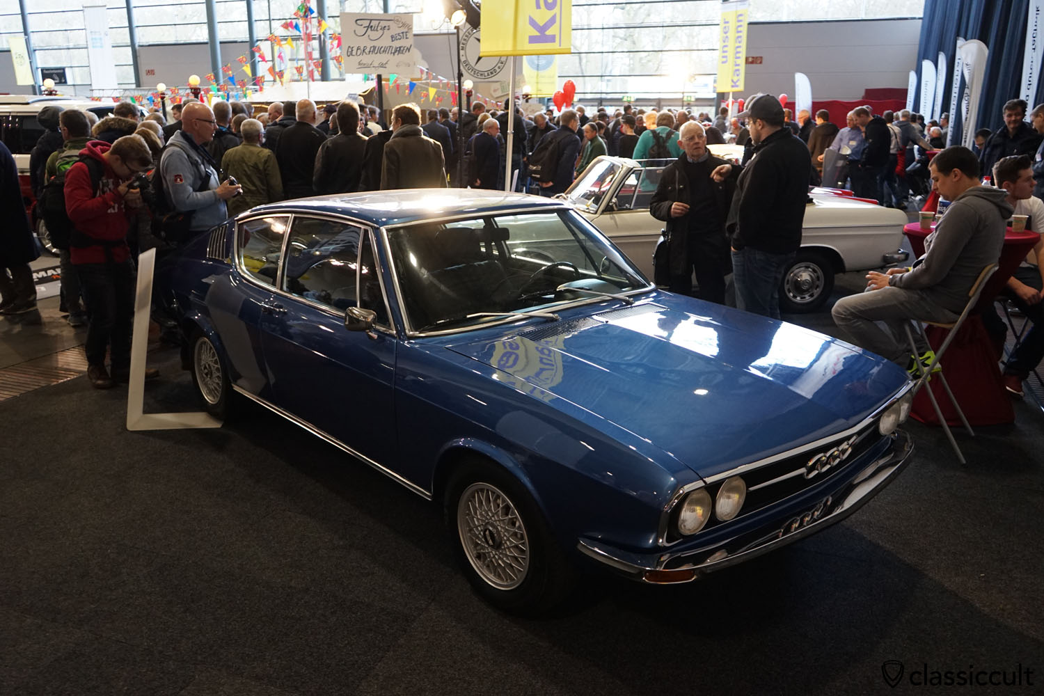 1975 Audi 100 Coupe S