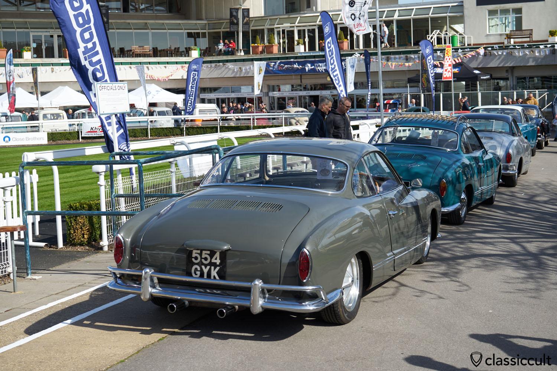1950 Volkswagen Karmann Ghia