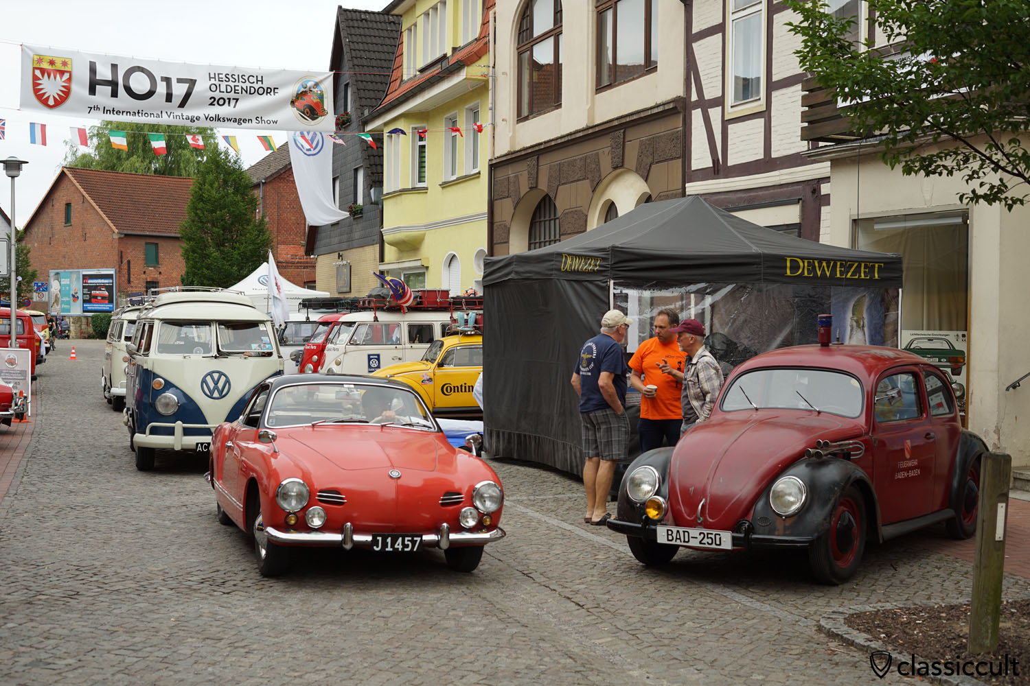1957 Kg Typ 14 Coupe From Denmark Just Arrived At Hessisch Oldendorf Vw Show 2017 7 42