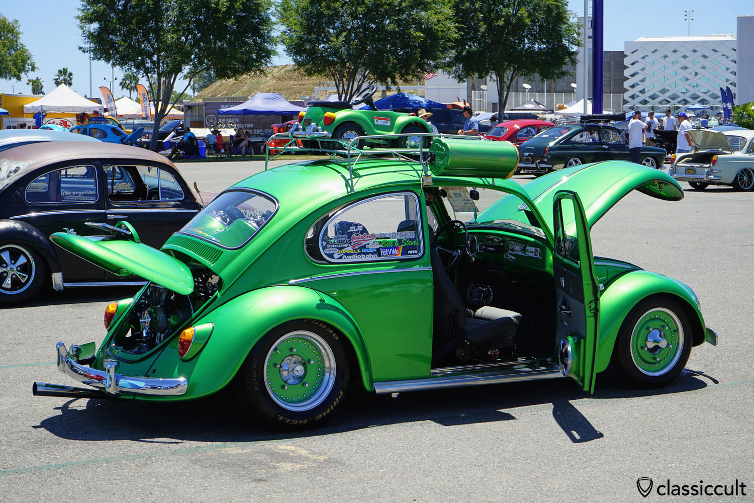 The Classic VW Show Costa Mesa CA Classiccult - Vw car show this weekend
