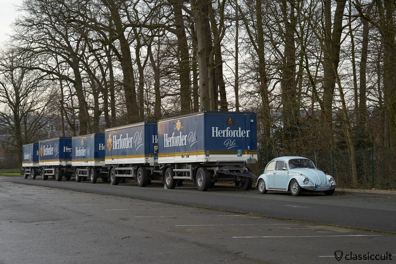VW Käfer Wintertreffen Herford 2018