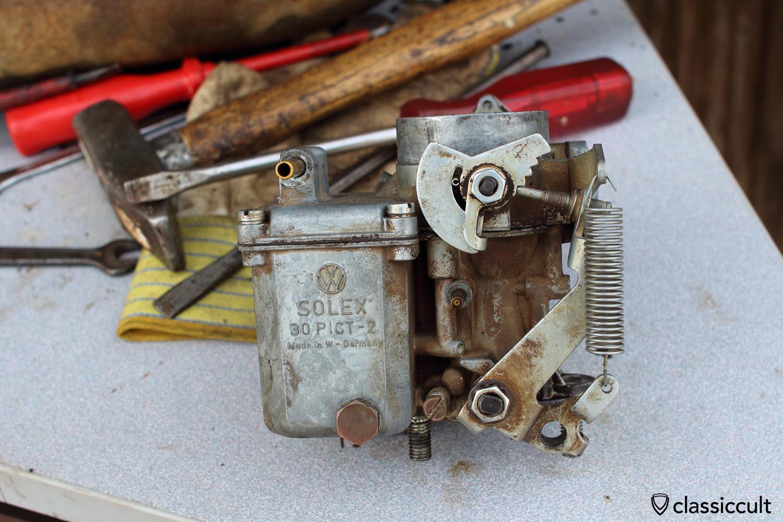 My VW Beetle 1969 patina restoration   classiccult