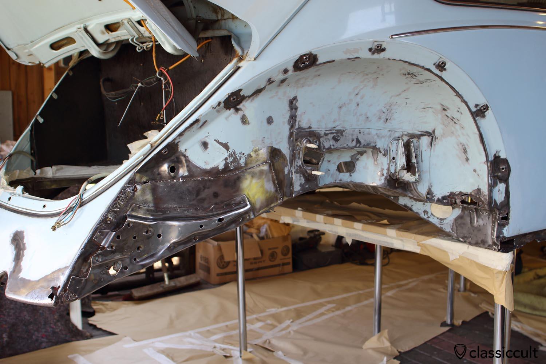 vw beetle starter motor problems