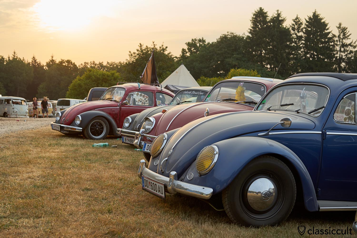 VW Bug Show Spa Belgium 2018
