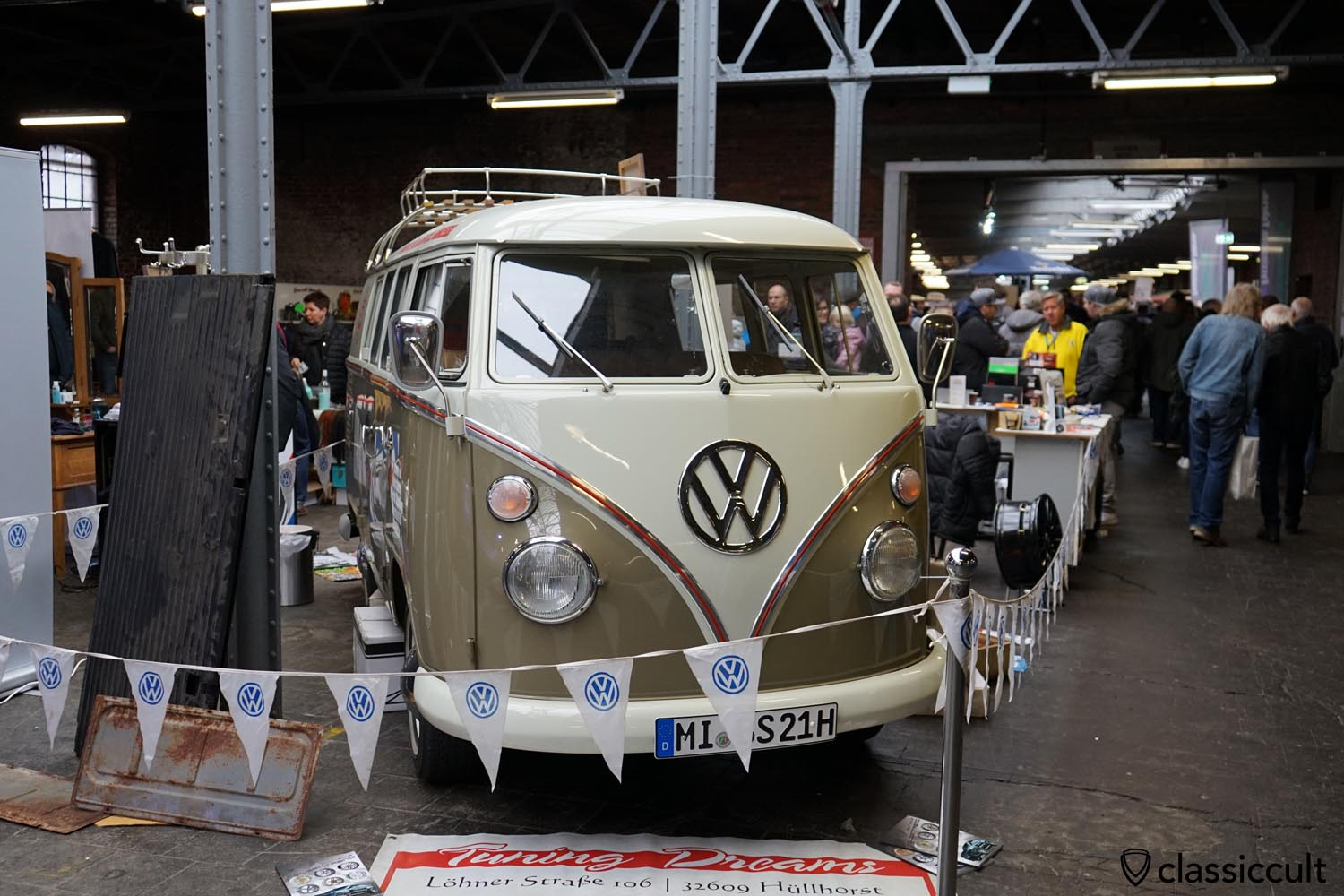 VW Kaefer Wintertreffen Herford Germany 2019