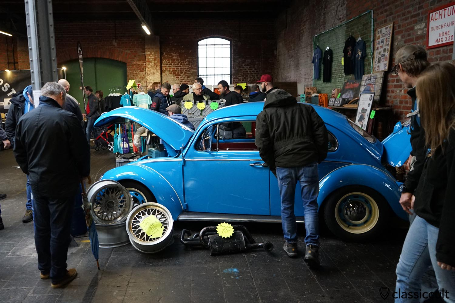 VW Kaefer Winter-Treffen Herford #11 2019