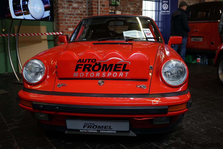Porsche 911 SC Rallye