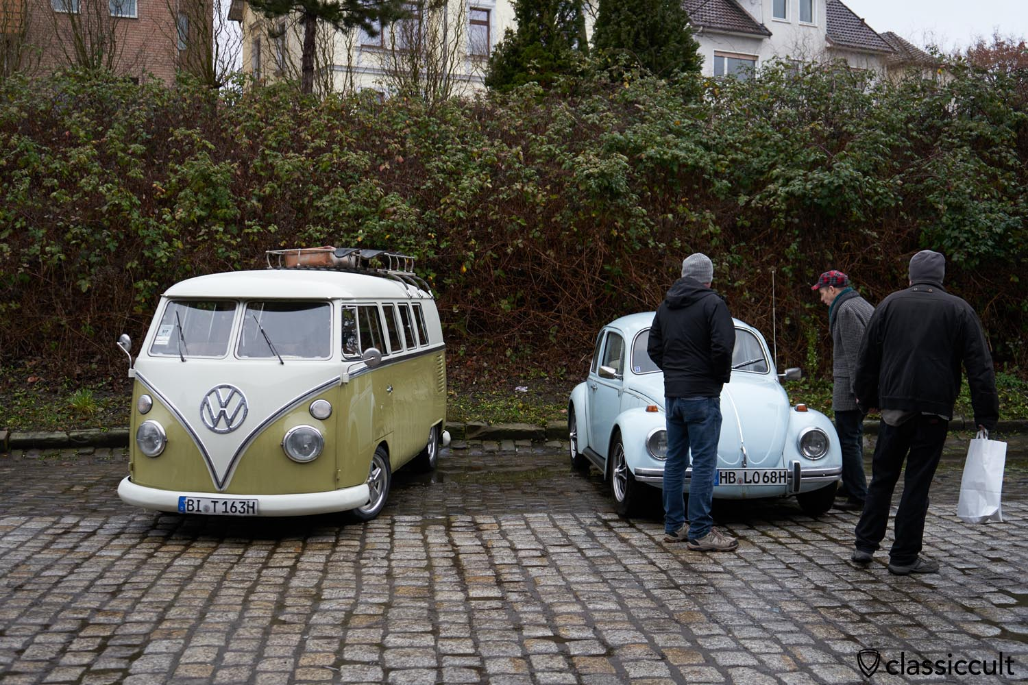 Goodbye Herford VW Winter Meeting 2019