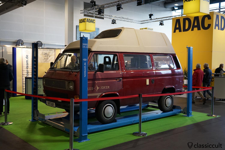 VW T3 Club Joker Westfalia Camper