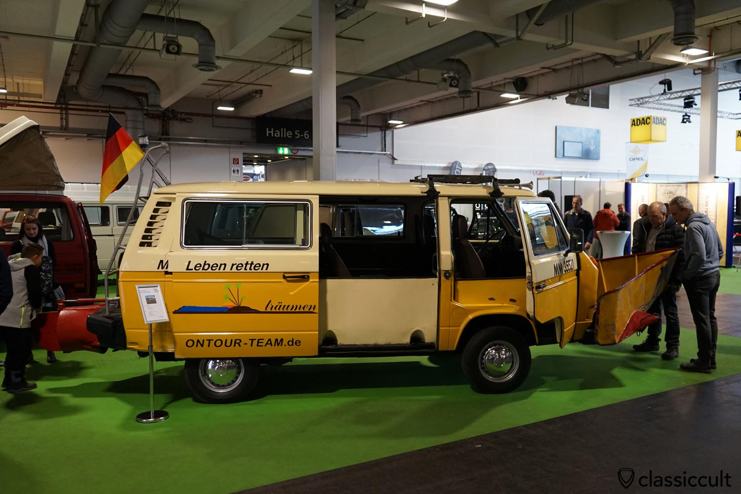 1980 VW T3 SchwimmBus Prototyp