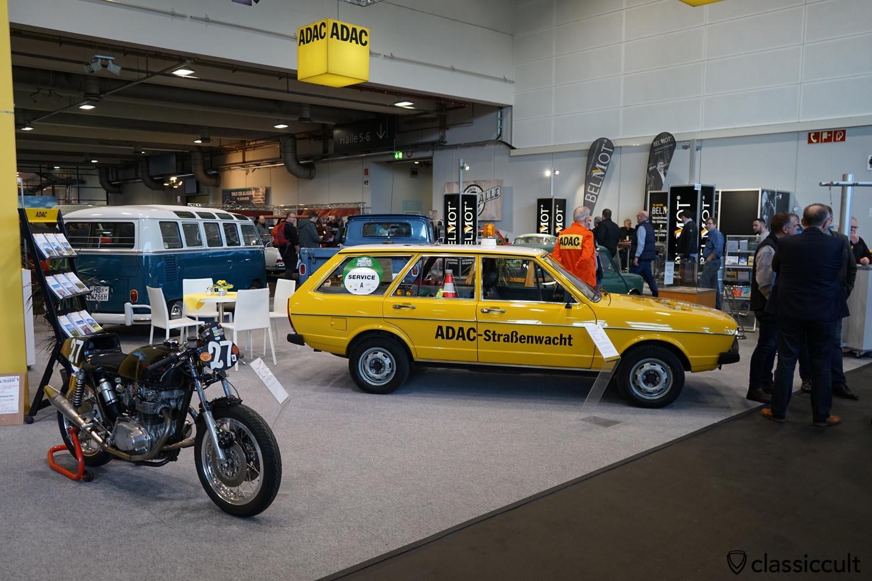 1976 VW Passat Variant L ADAC Strassenwacht