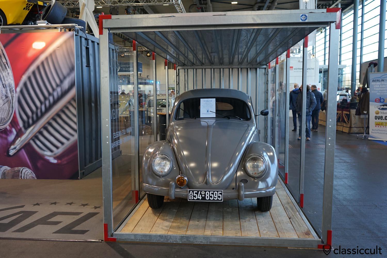 1953 VW Oval Standard