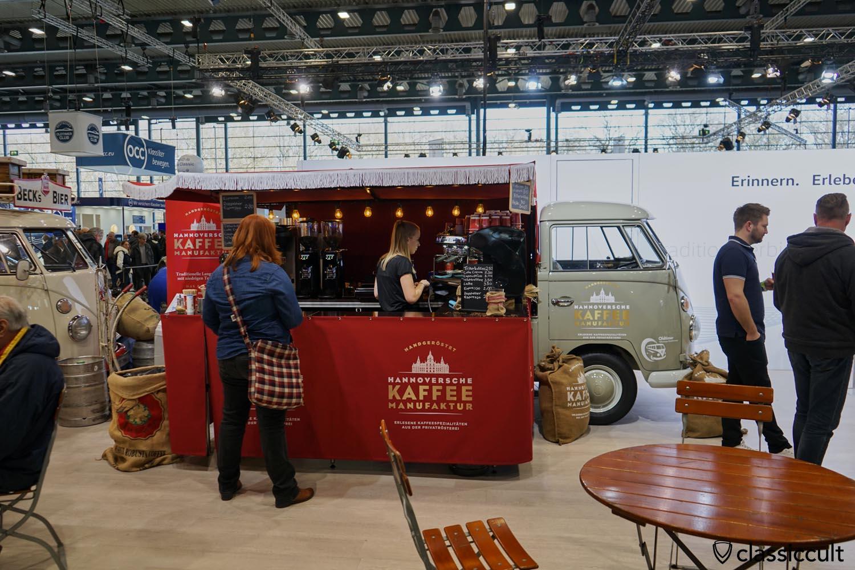 Hannoversche Kaffeemanufaktur VW T1 Split