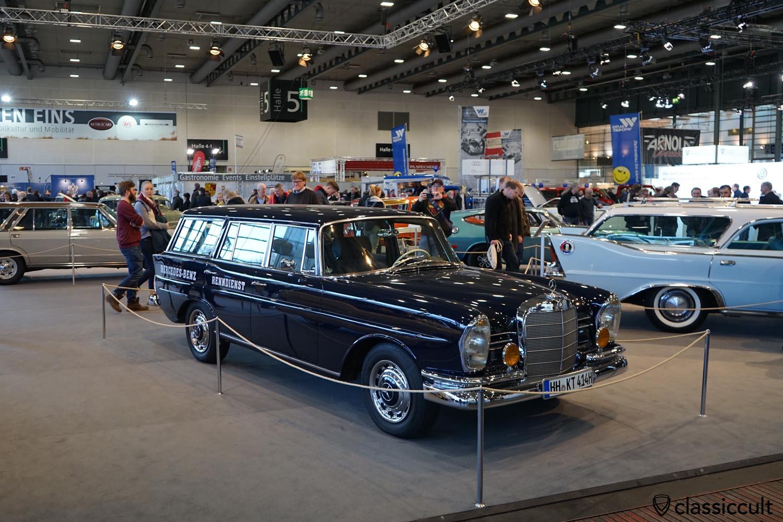1967 Mercedes Benz 230 S Universal Kombi
