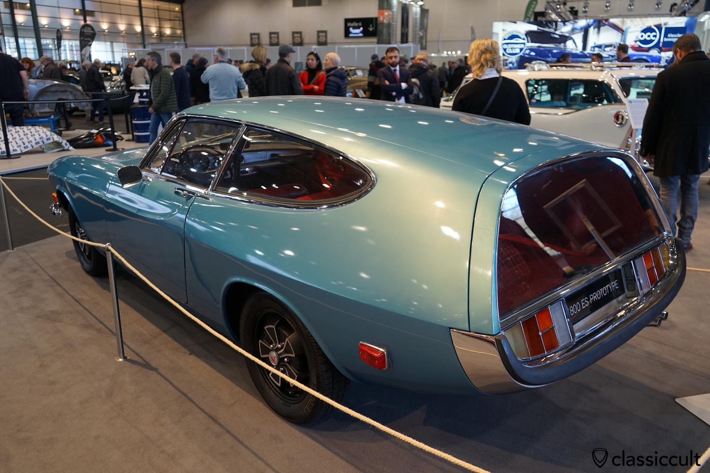 1968 Volvo 1800 Rocket