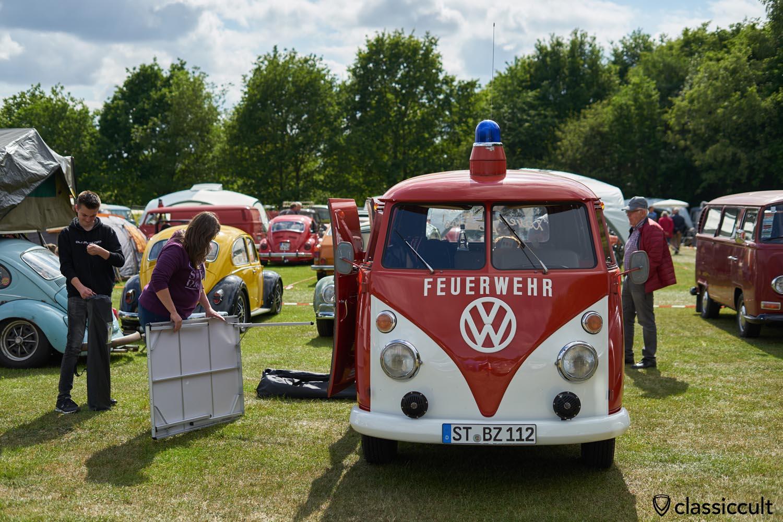 Feuerwehr VW T1 Fire Bus