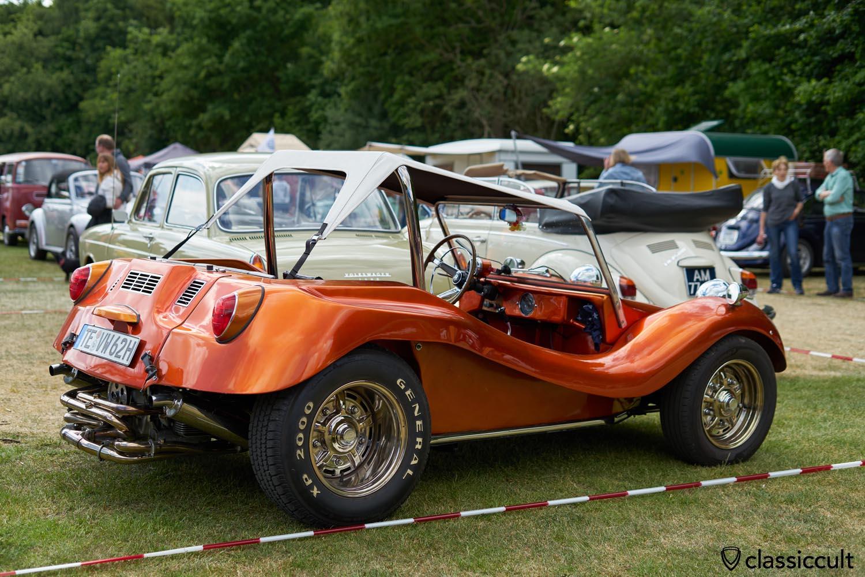 VW Beach Buggy 1962