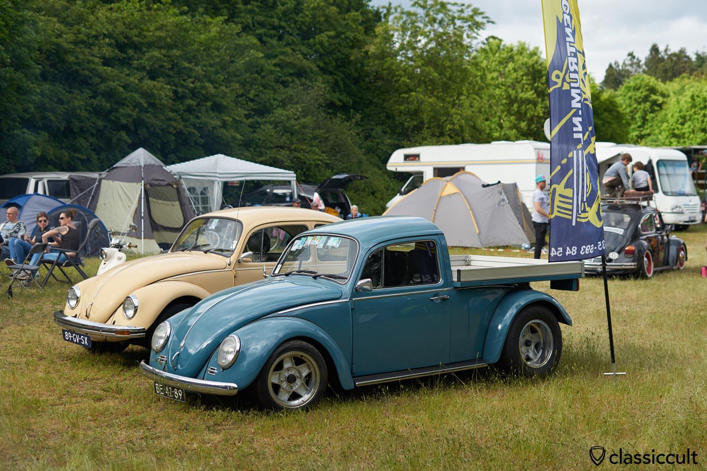 VW Beetle Custom Pick Up