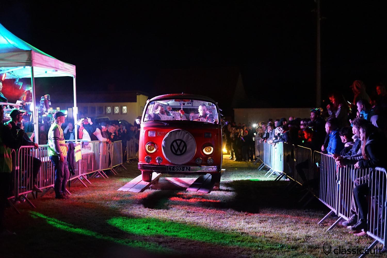 VW T2 Bus seesaw