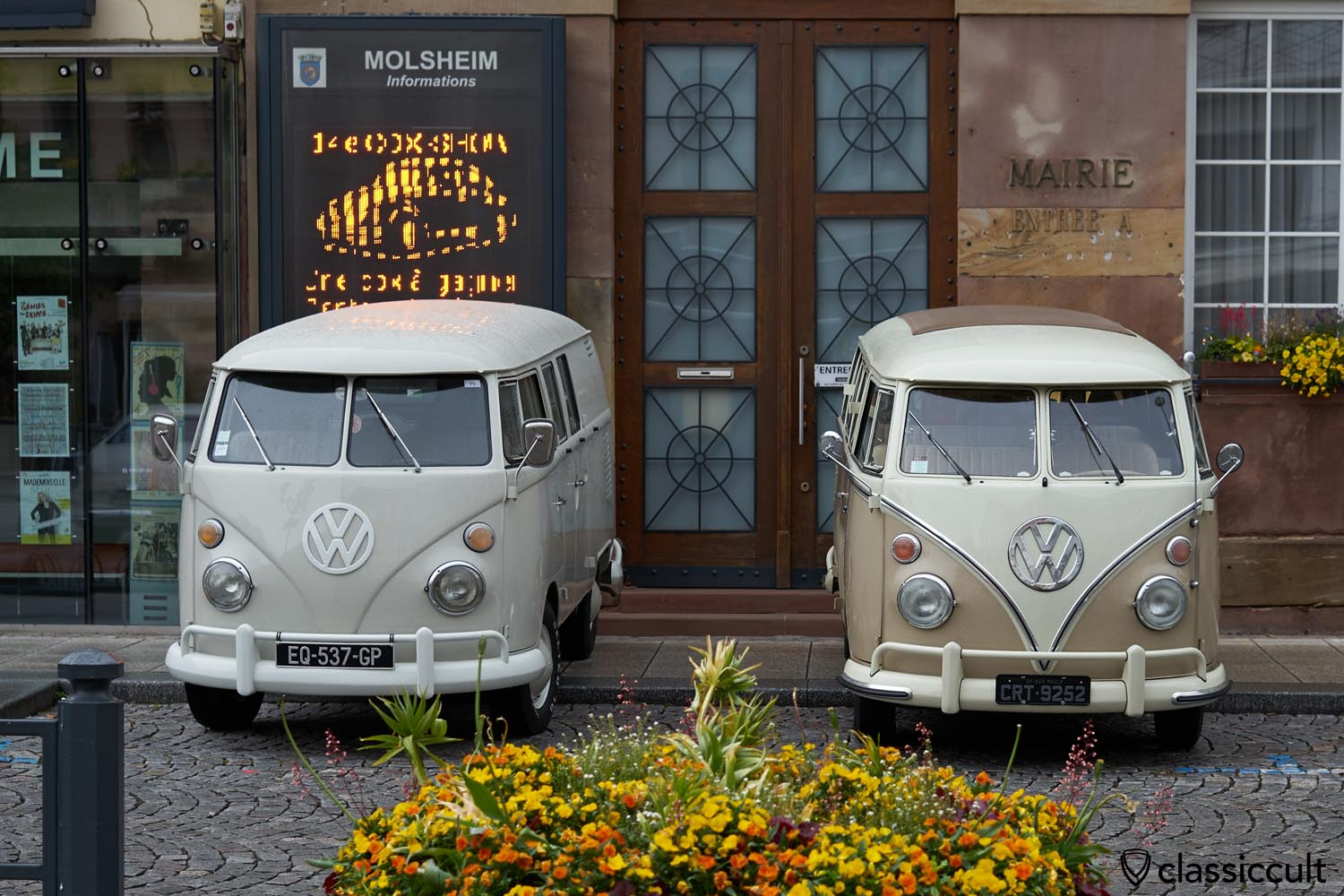 VW Split Bus